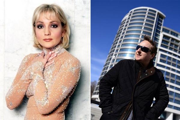 Татьяна Буланова и Виктор Тартанов спели в песне «Торжество любви»