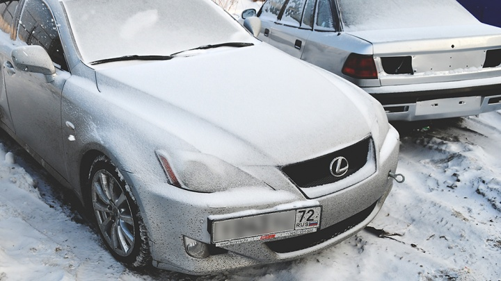 Тюменские полицейские рассказали, какие машины чаще всего воруют. Сыщики составили портрет угонщика