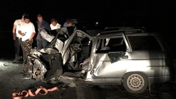 По факту ДТП на трассе под Самарой, в котором погибла мать 6 детей, возбудили уголовное дело