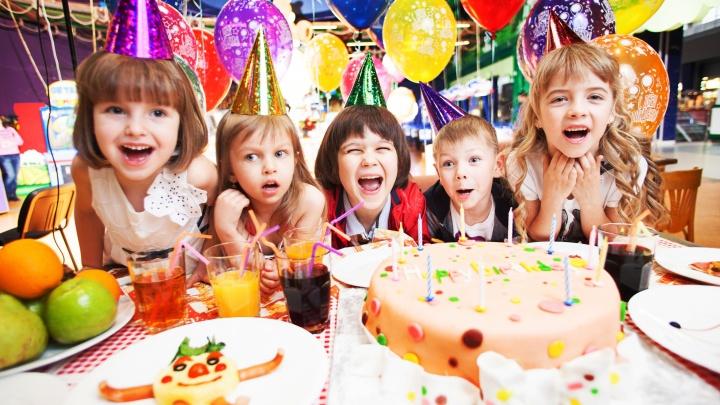 Только раз в году: где провести детский день рождения и не разориться
