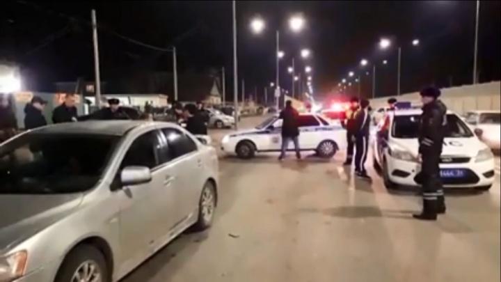 «Неприязнь испытывали, поэтому и стреляли»: оперативное видео задержания нападавших во Фролово