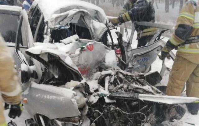 В Зауралье следователи возбудили второе уголовное дело по факту ДТП с четырьмя погибшими