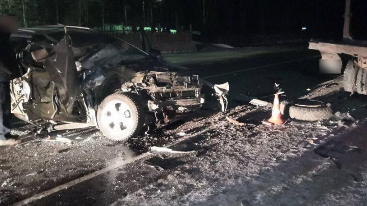 Мэр Тулуна попал в автокатастрофу на трассе Иркутск — Красноярск: всё, что известно об аварии