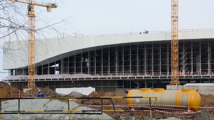 Телетрапы, VIP-зал и громадная парковка: как выглядит новый терминал челябинского аэропорта сейчас