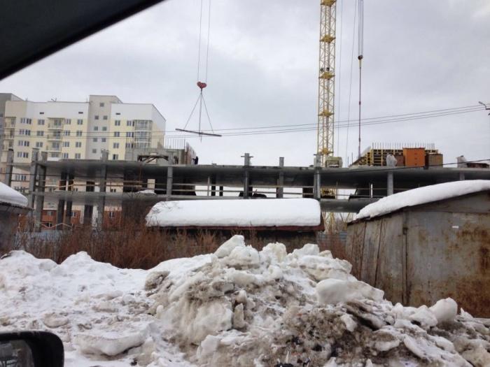 Дольщики «Кольцовского дворика» смогут обменять свои квартиры в недострое на жилье на Рощинской