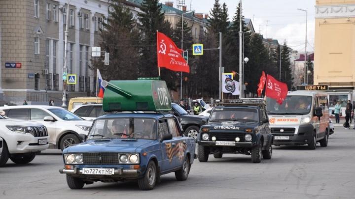 Водители проедут 2000 километров, чтобы посетить зауральских ветеранов