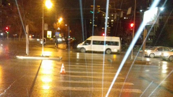 «Хонда» сбила 8-летнюю девочку на пешеходном переходе— ребенок в больнице