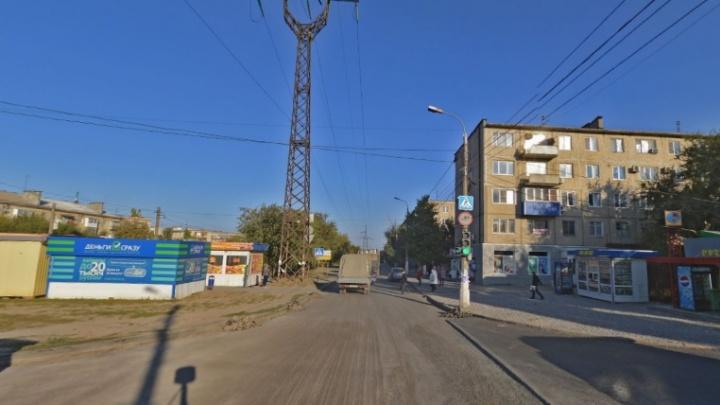В Волгограде сделают односторонней улицу 51-й Гвардейской дивизии