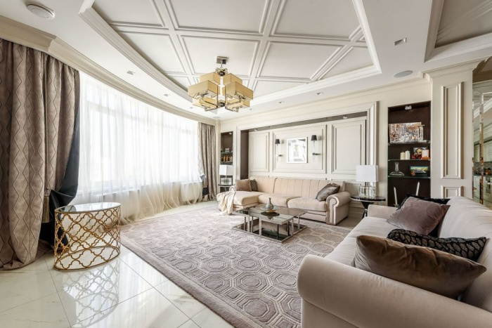 Пятикомнатная квартира находится в «Тихвине»