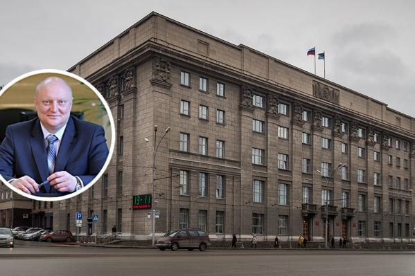 Олег Клемешов больше пяти лет проработал главой администрации Ленинского района Новосибирска
