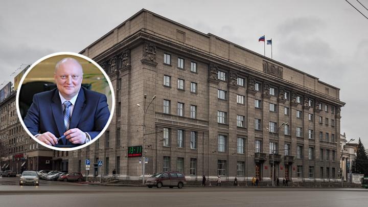 В мэрии Новосибирска нашли замену уволившемуся Данияру Сафиуллину