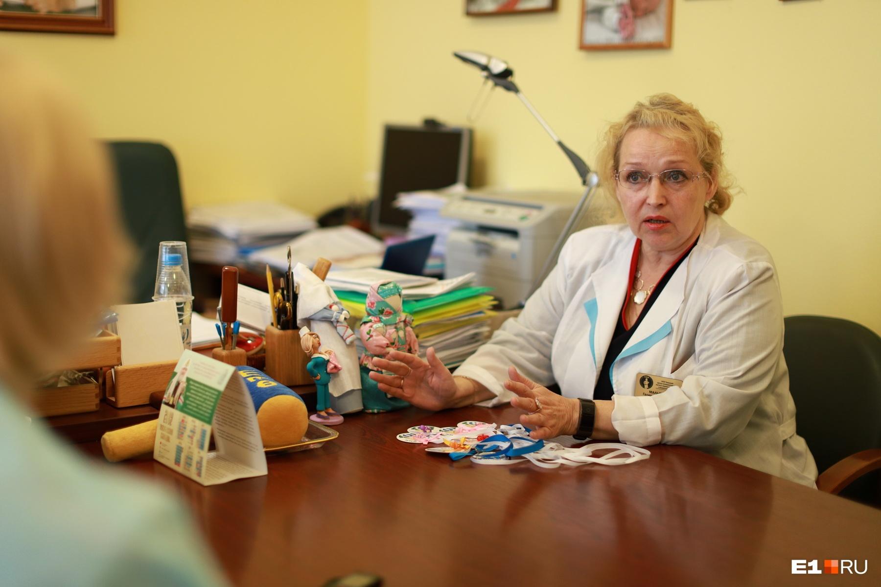 Галина Мальгина считает, что ЧП, которое произошло в 40-й больнице, стало большим стрессом для всей акушерской общественности в Екатеринбурге