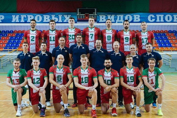 Новосибирские волейболисты получили шанс сыграть на чемпионате мира