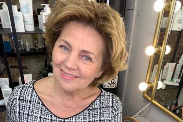 Наталья Толоконская — врач в Новосибирском гомеопатическом центре