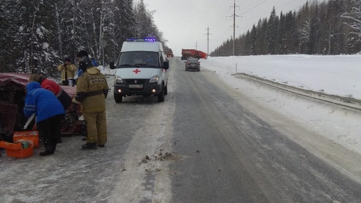 В Прикамье под колесами ВАЗа погибла 10-летняя девочка