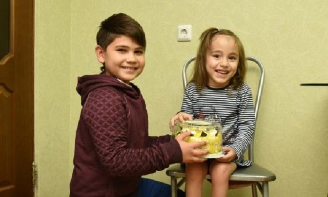 Четвероклассник из Башкирии собрал деньги на лечение девочки-инвалида