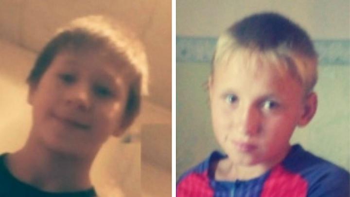 В Новосибирской области ищут двух школьников, которые не вернулись домой после учебы (обновлено)