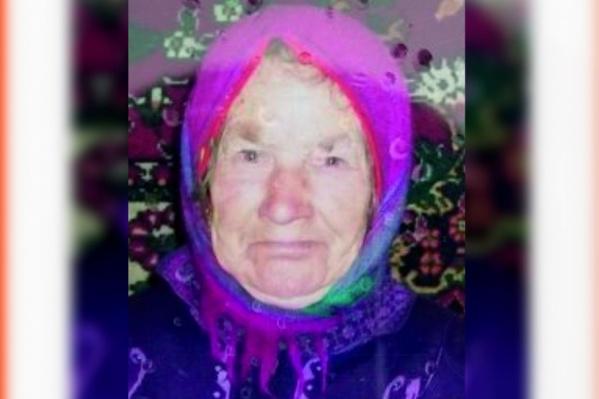 Сания Сабирянова пропала в Туймазинском районе