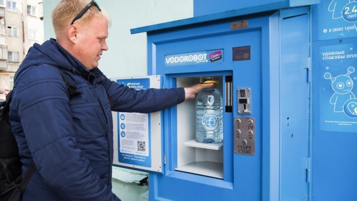 Мода на воду: в Челябинске растет число «Водороботов»