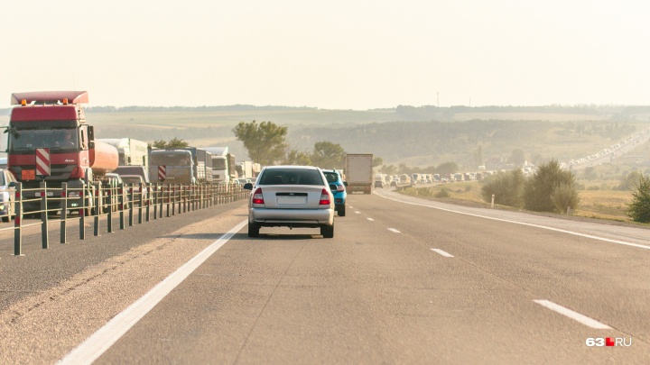Нарушители ПДД будут спонсировать ремонт дорог в Самарской области