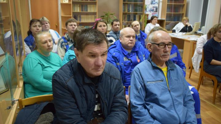 Планы работников скорой выйти на пикет заинтересовали прокурора Челябинской области