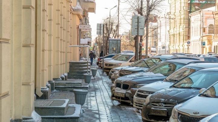 «Разгрузим дороги»: в Самаре создадут систему управления парковками