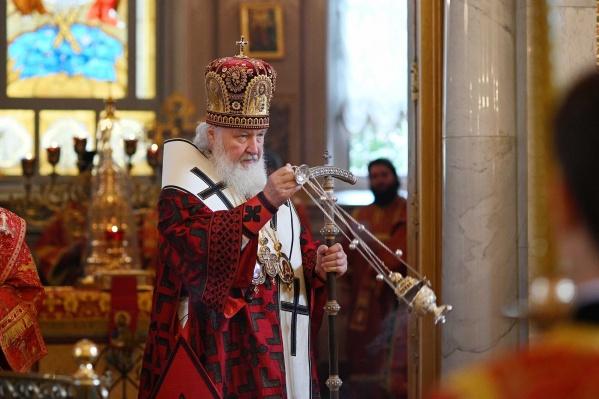 Патриарх Кирилл освятит Софийский собор в Самаре