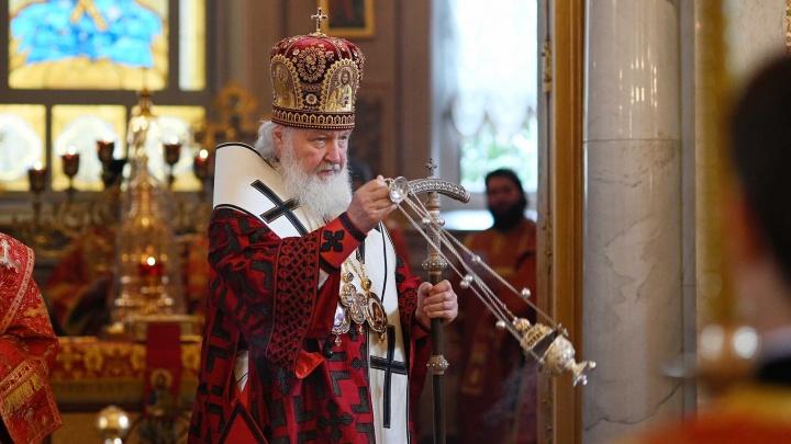 Патриарх Кирилл перенес сроки визита в Самарскую область
