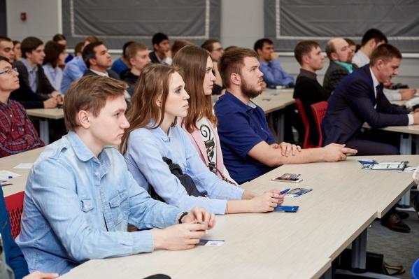 Студенты в очередной раз убедились в правильном выборе учебного заведения