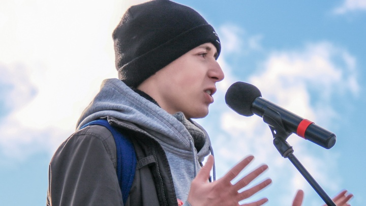 «Это не удар»: в Поморье организатор протестных акций не смог оспорить 200-тысячный штраф