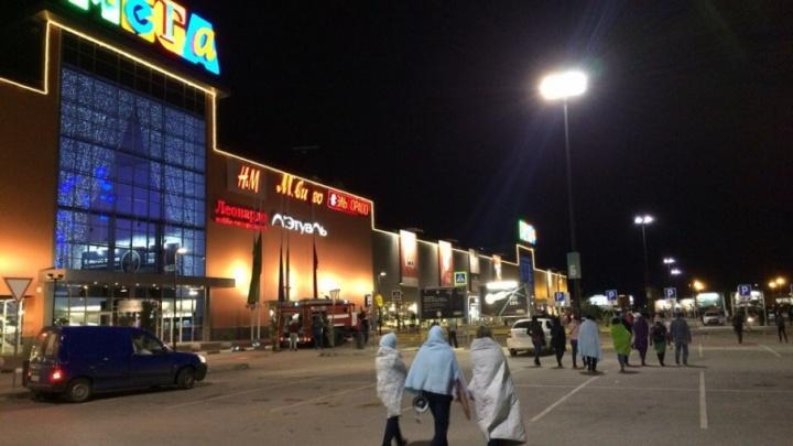 Уфимский торговый центр «Мега» прокомментировал эвакуацию
