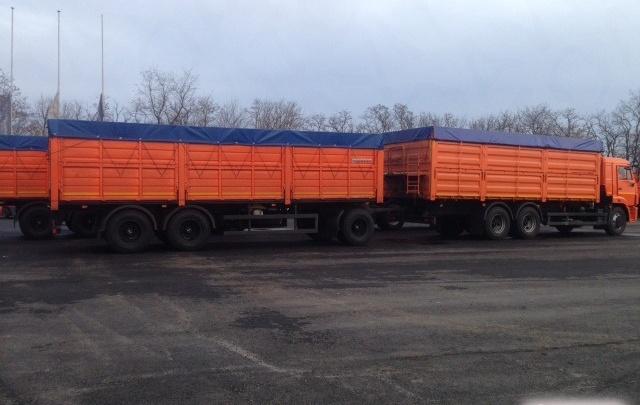 135 тонн пшеницы попытались вывезти из Курганской области в Казахстан