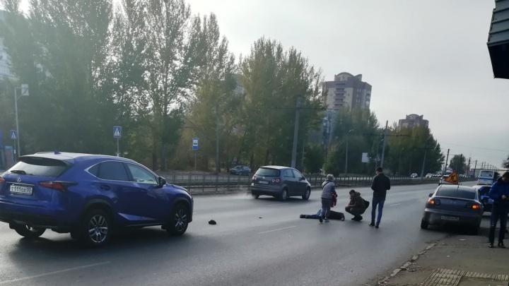 В департаменте транспорта объяснили, почему не работает светофор возле кинотеатра «Первомайский»