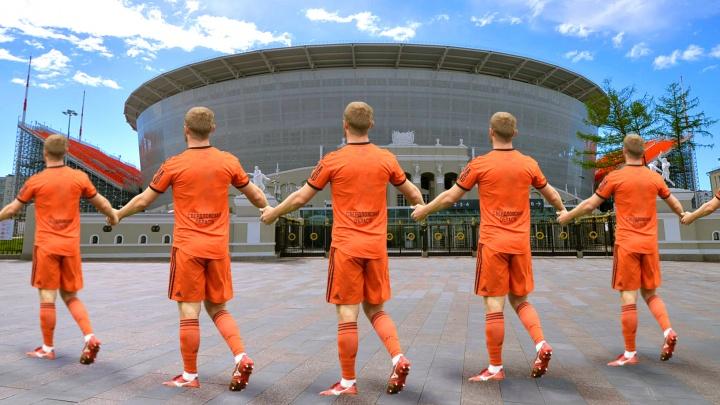 «Я выведу 500 футболистов и никого не пущу»: президент «Урала» выступил противмарафона на стадионе