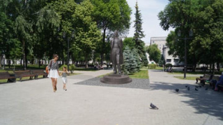 В Самаре перенесли дату открытия памятника композитору Шостаковичу