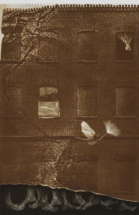 Дебора Чапман, «Шелест тишины»
