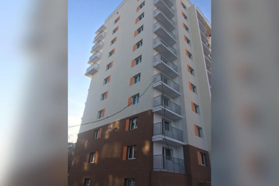 По словам дольщиков, они начали покупать квартиры в этом доме ещё с 2014 года