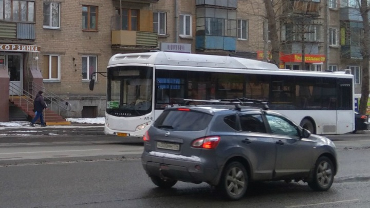 «Машина большого класса»: в Челябинске начали обкатку экологичного автобуса российского производства