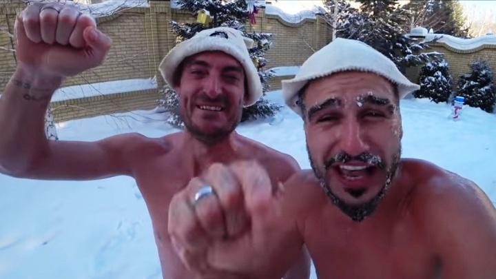 «Русский — сложный, даже язык болит»: видеоблогер снял ролик о жизни испанского футболиста в Сибири