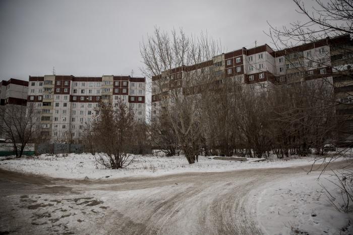 Неожиданно востребованный участок на окраине Новосибирска оказался заросшим пустырём