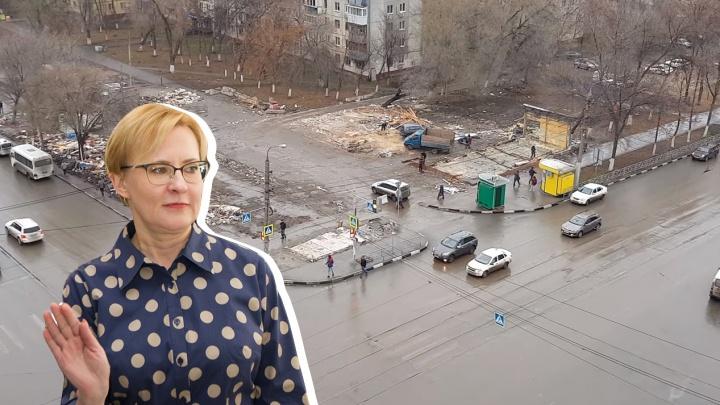 Вернуть рынок на Авроре: торговцы снова подали в суд на мэра Самары Елену Лапушкину