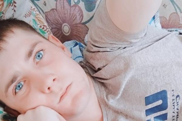 22-летний Андрей Обухов с 5 ноября в отпуске, а пропал он 11 ноября