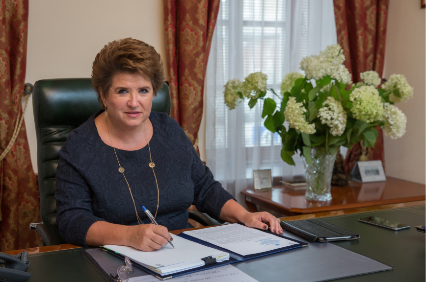 Супруга несостоявшегося губернатора Нижегородской области стала сенатором от Удмуртии