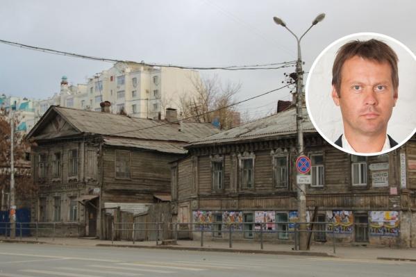 Под реновацию попадает и улица Самарская