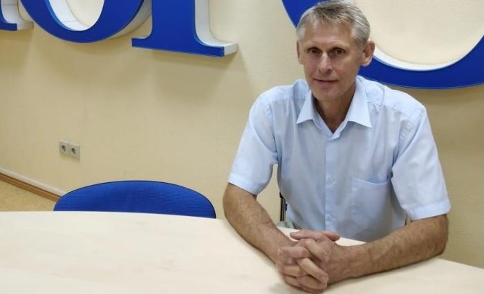 Сергей Орлов, директор екатеринбургского филиала СК «Югория»