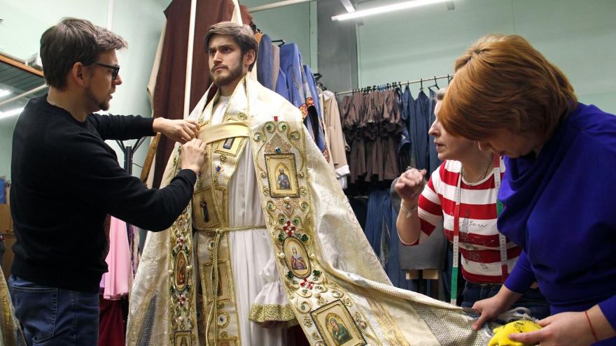 В ожидании варвара: уфимский театр раскрыл секреты постановки «Аттилы»