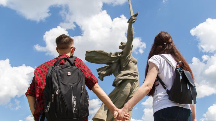 Жители Волгоградской области предпочитают отдыху в России заграничные прелести