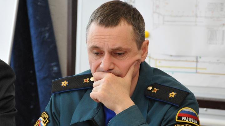 После письма уральского спасателя Путину в Екатеринбург нагрянул замминистра МЧС России