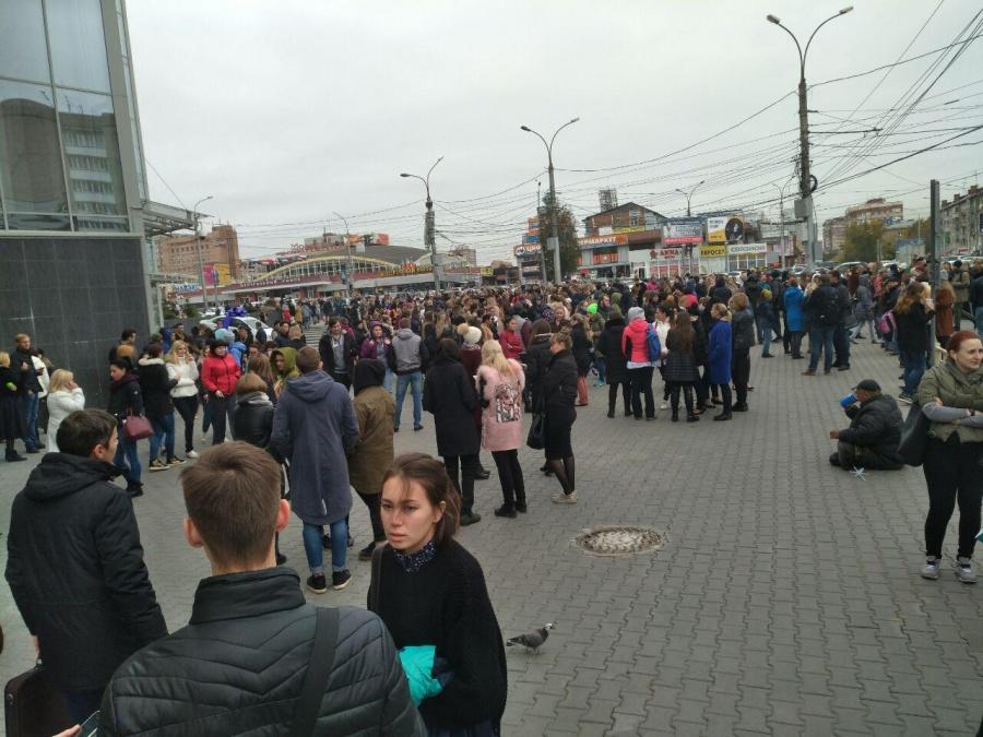 Милиция  Новосибирской области проверят сообщения оминировании 3-х  десятков объектов