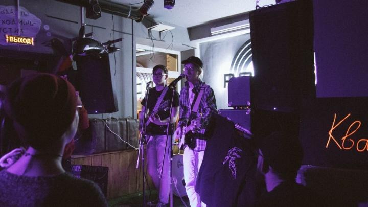 «Шоковая терапия»: новосибирская группа записала новый альбом